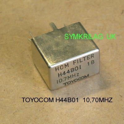 10 700 Mhz Crystal Filter Hc 18 U Symkrilag Uk