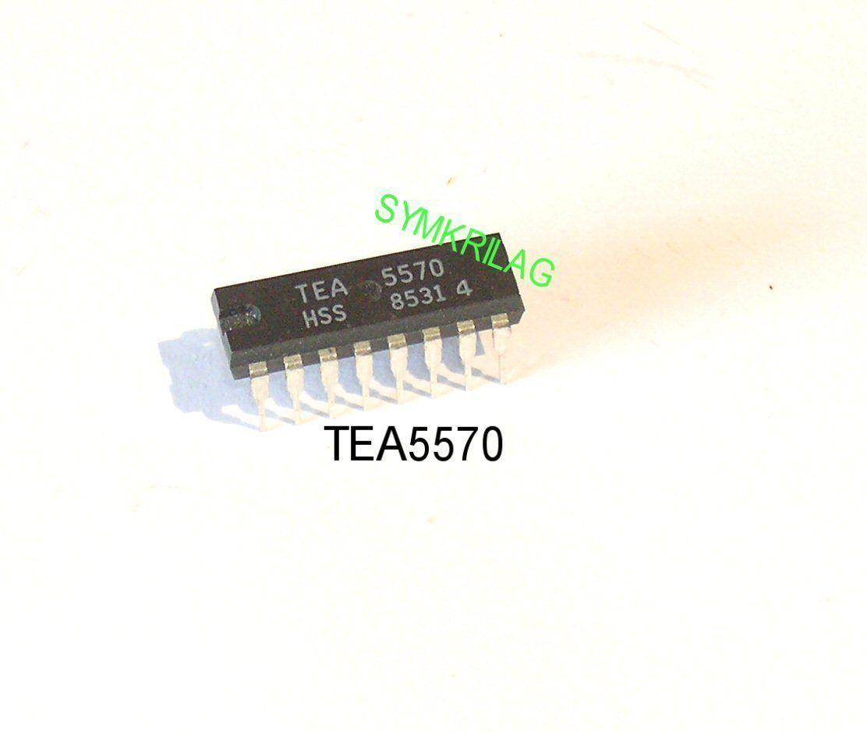 Tea5570 Rf If Circuit For Am Fm Radio16dip Symkrilag Uk Radio