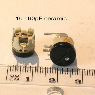 Variable Trimmer Capacitor Symkrilag Uk