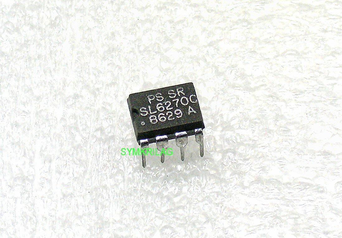 sl6270c plessey vocad chip dip8