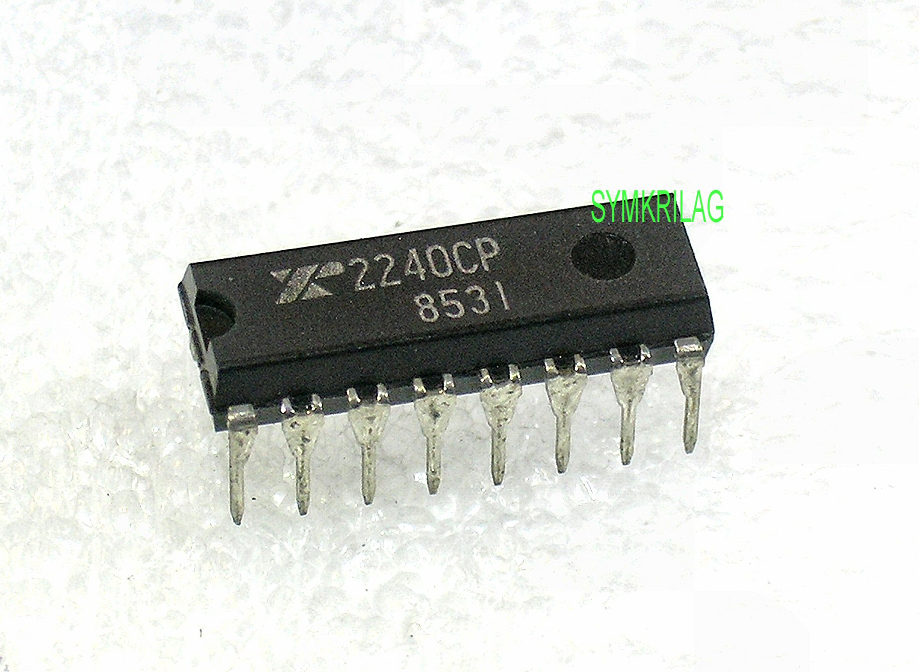 XR2240CP PROGRAMMABLE TIMER/COUNTER IC DIP16
