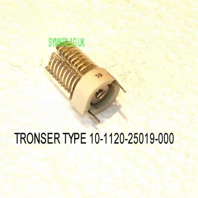 Philips Tubular Piston Trimmer Capacitor 3 30pf 500v