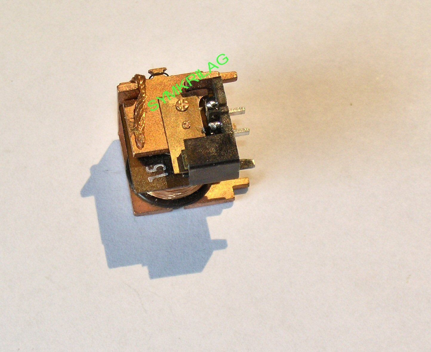 Siemens Power Relay Pure Copper 6v 16a Small Dimentions For Pcb Electrical Uk